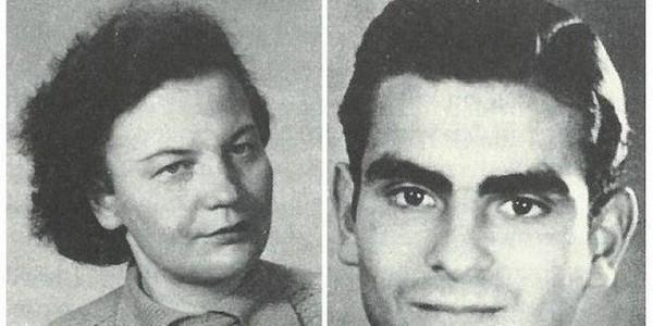 Brunhilde i Hilmar Netter, rodzice Gudrun Netter (Archiwum Gudrun Netter)