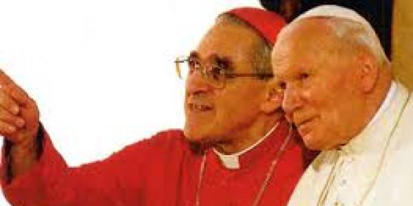 Kardynał Lustiger i Jan Paweł II