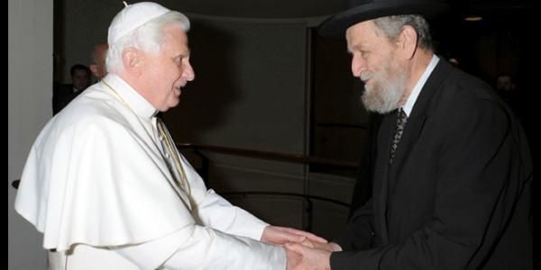 Rabini witają Benedykta XVI w Izraelu