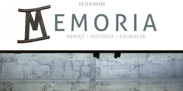 Memoria 15, 12/2018