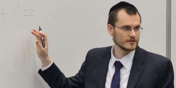 Dawid Szychowski, Rabin Łodzi