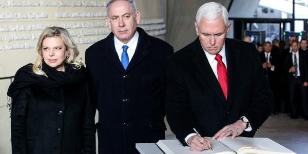 """""""Netanyahu zwracał się do izraelskich dziennikarzy, chcąc im coś udowodnić""""."""