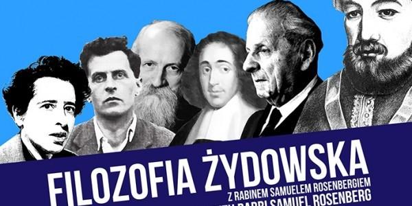 Filozofia żydowska.