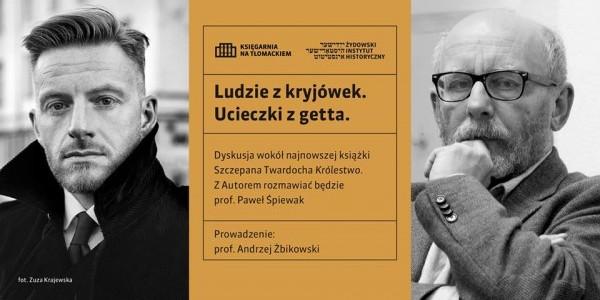"""Lektura obowiązkowa: ks. Józef Tischner: """"Ludzie z kryjówek"""""""