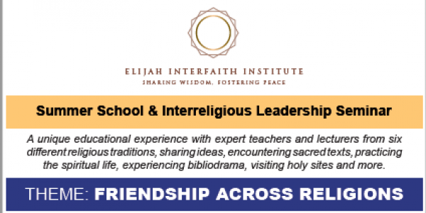 Frienship across religions