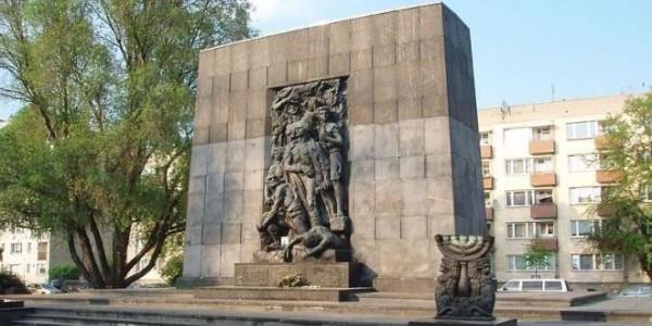 76. rocznica powstania w getcie warszawskim - pamiętamy.