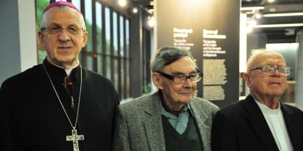 Poruszająca historia życia Jakuba Hersz-Grinera - ks. inf. Grzegorza Pawłowskiego