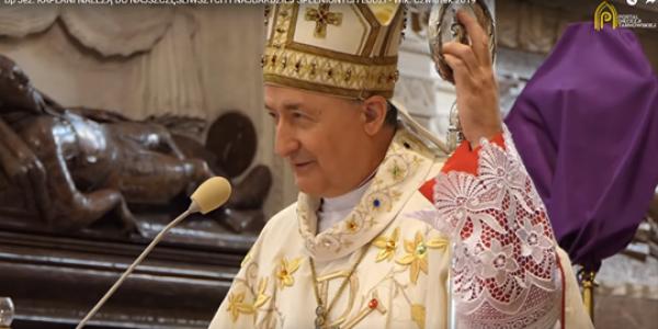 Biskup tarnowski Andrzej Jeż nadal nie rozumie