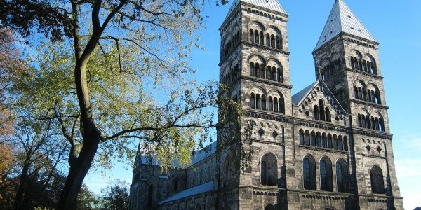 foto. Katedra w Lund