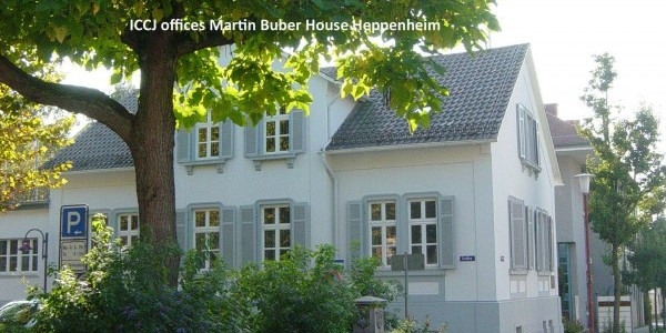 ICCJ offices Martin Buber House, Heppenheim