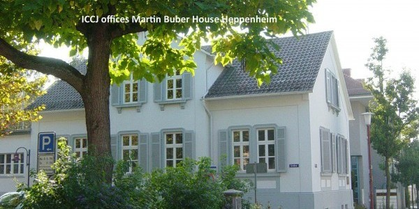 ICCJ offices. Martin Buber House Heppenheim