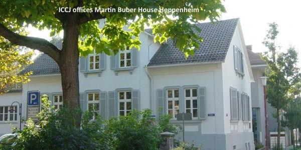 Martin Buber House. Oppenheim