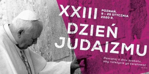XXIII Dzień Judaizmu, obchody w Poznaniu