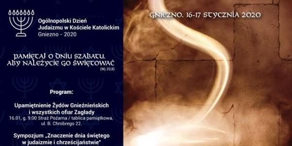 XXIII Dzień Judaizmu, centralne obchody w Gnieźnie