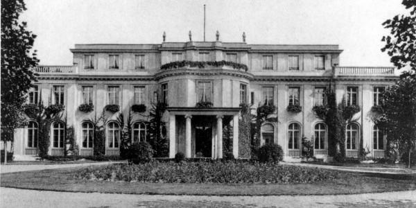 Willa w Wannsee, fot. Dom Konferencji w Wannsee, Miejsce Pamięci i Edukacji Historycznej