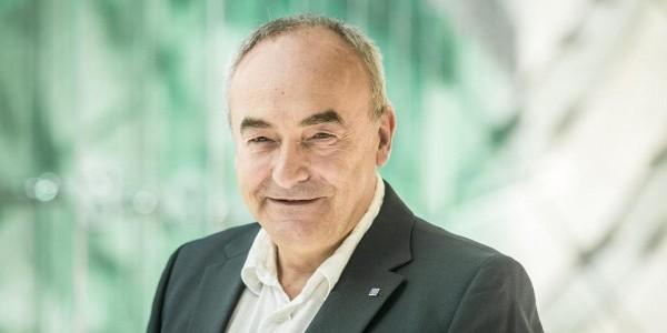 Zygmunt Stępiński, p.o. dyrektor Muzeum Historii Żydów Polskich Polin. Fot. Marta Starowieyska