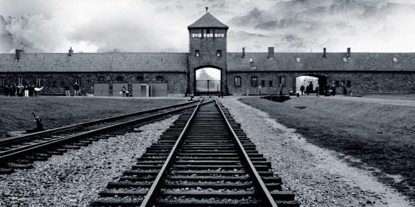 Auschwitz - rampa
