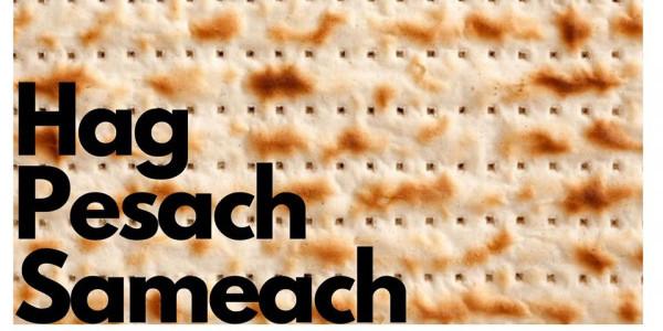 Hag Pesach Sameach