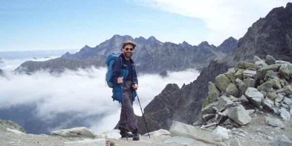 Stanisław Krajewski w Tatrach
