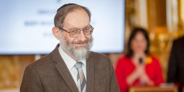 Prof. Stanisław Krajewski, współprzewodniczący Polskiej Rady Chrześcijan i Żydów