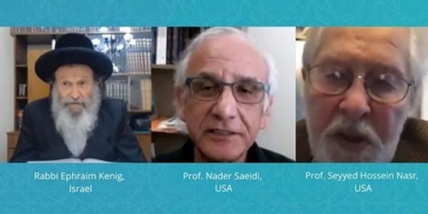 Coronaspection: Introspection VI:    Introspection VI Interviews with Rabbi Ephraim Kenig - Israel, Prof. Seyyed Hossein Nas - USA, Prof. Nader Saeidi - USA