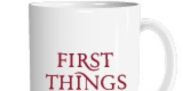 First Things - fragment logo