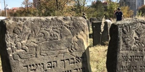 Jewish cementary Kalush