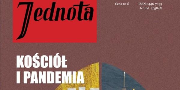 Jednota 30.06.2020 - pismo religijno-społeczne poświęcone polskiemu ewangelicyzmowi i ekumenii