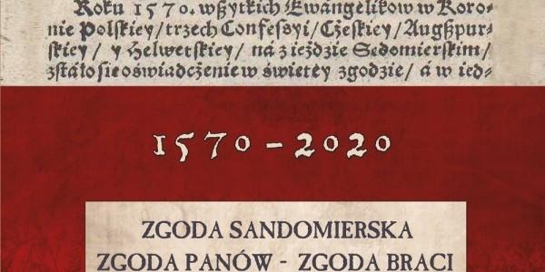 Ugoda Sandomierska - fragment katalogu wystawy