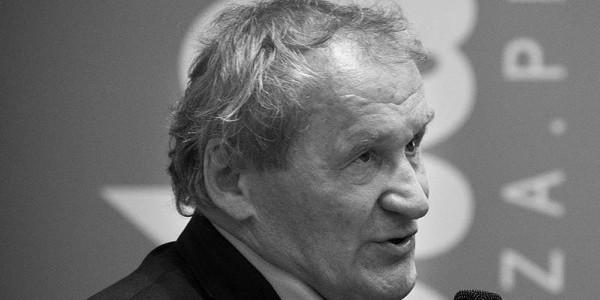 Henryk Wujec, 2015. Fot. Adam Walanus / adamwalanus.pl