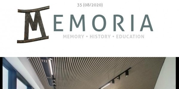 Miesięcznik Memoria Nr 35