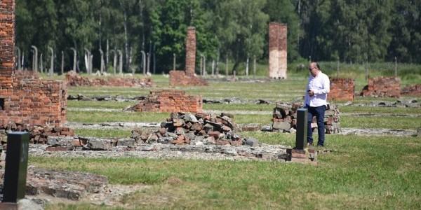 Dzień Pamięci o Zagładzie Sinti i Romów