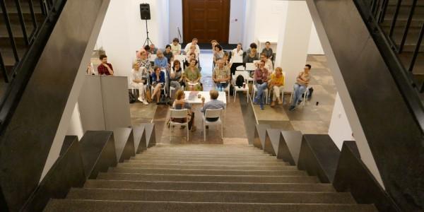 Weekendowa Akademia Letnia Żydowskiego Instytutu Historycznego 26–27 września 2020 roku. Edycja na poziomie podstawowym odbywa się w ramach Programu Oneg Szabat.