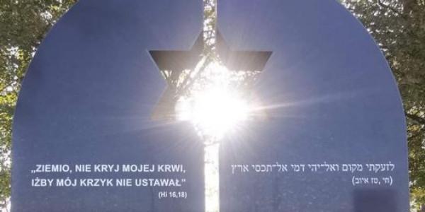 Ludzie nie liczby - Czarny Dunajec, cmentarz żydowski