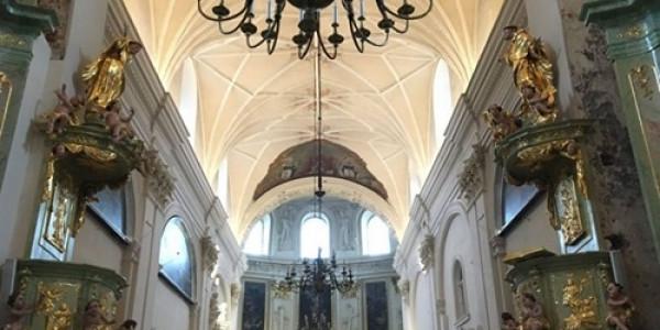 Debata dwóch ambon  w bazylice oo. Dominikanów na Starym Mieście,  w ramach VI Kongresu Kultury Chrześcijańskiej