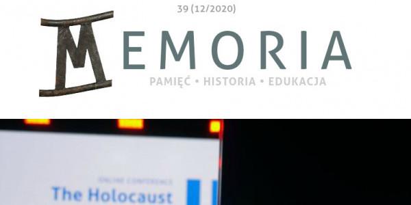 Miesięcznik Memoria Nr 39