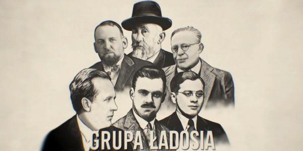 Grupa Ładosia - plakat