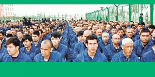 Together for Uyghurs – a Holocaust memorial event