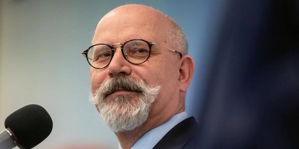 Maciej Świrski (Fot. Dawid Żuchowicz / Agencja Gazeta)