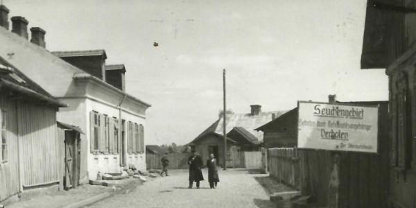 Łuków - getto