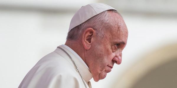Franciszek - pielgrzymka, pierwsze przemówienie