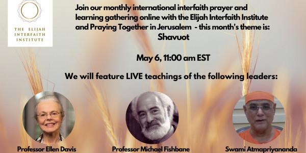 International interfaith prayer and learning gathering