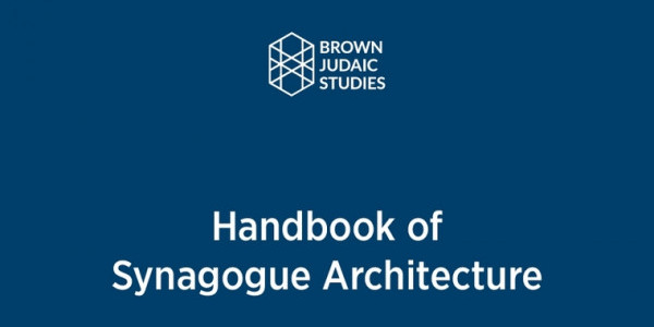 Handbook of Synagogue Architecture