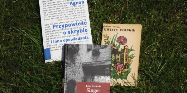 Żydowskie ABC: Singer, Agnon, Tuwim - pisarze z jednej czy z różnych planet? - plakat