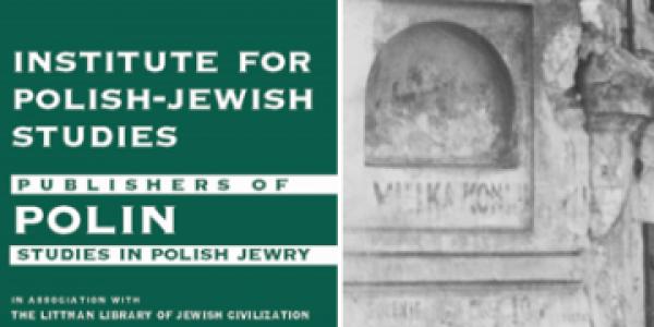 Institute for Polish-Jewish Studies Polin - baner