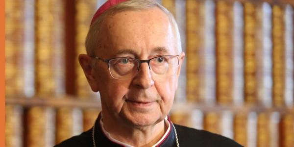 Abp. Gądecki. Przewodniczący Episkopatu złożył życzenia noworoczne Wspólnocie Żydów Polskich