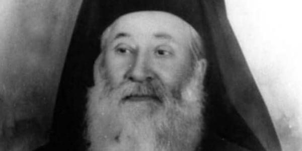 Metropolita Dimitrios Chrysostomos