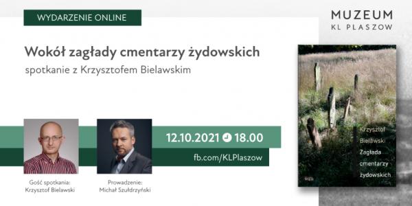 Wokół zagłady cmentarzy żydowskich - rozmowa