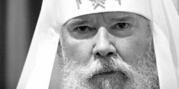 Patriarcha Moskwy i Wszechrusi Aleksy. fot. EPA/TOMS KALNINS / Źródło: PAP