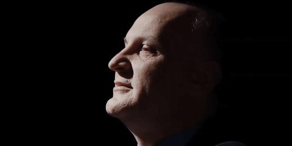 Sebastian Duda. Fot. Centrum Myśli Jana Pawła II / YouTube